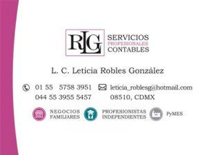 Leticia Robles González